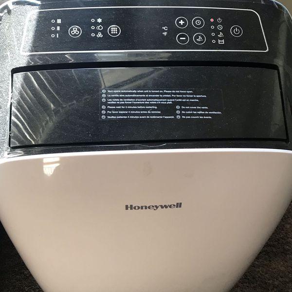 Honeywell Portable AC With Dehumidifier