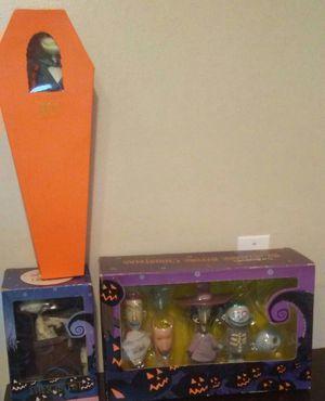 Tim Burton's Nightmare Before Christmas Jack, Dr. Finklestein, Lock, Shock, and Barrel for Sale in Orlando, FL