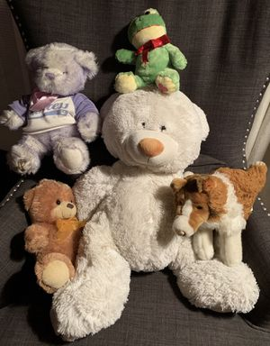 Stuffed animals for Sale in Chino Hills, CA
