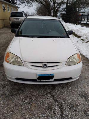 2001 Honda Civic for Sale in Elburn, IL