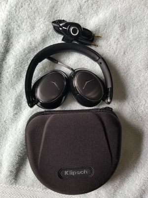 Klipsch Image One Generation 2 Over Ear Headphones Black for Sale in Milford, MA