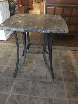 Garden patio table plant stand for Sale in San Diego, CA