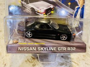 Initial D : Nissan Skyline GTR R32 | 1:64 Scale Diecast Collection | Jada Toys for Sale in Seattle, WA