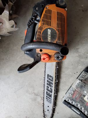 Chainsaw echo for Sale in Fullerton, CA