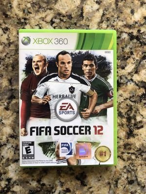 FIFA Soccer 12 XBOX 360 Video Game for Sale in Miami, FL