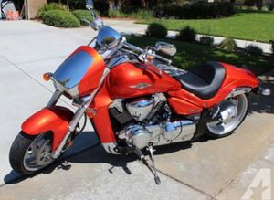 2008 Suzuki Boulevard M109R 1800cc...ONLY 8,804 Miles for Sale in West Bloomfield Township, MI
