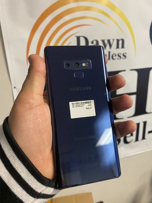 Samsung note 9 unlocked for Sale in Dallas, TX