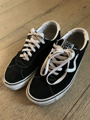 Vans size 8 for Sale in Moreno Valley, CA