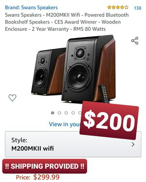 Swans speakers Bluetooth home for Sale in Ontario, CA