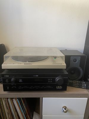 Yamaha stereo audio receiver for Sale in San Diego, CA