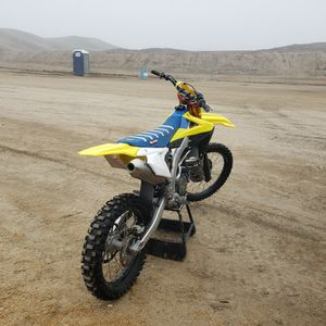 2018 Rmz 450. for Sale in Madera, CA