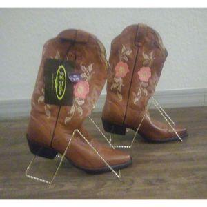 Women's J.B. Dillon Western Boots Size 8.5 for Sale in Saint Petersburg, FL