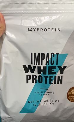 Impact Whey Protein Powder for Sale in Frisco,  TX