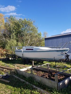 Mc gregor 22 ft sailboat for Sale in Hermon, ME
