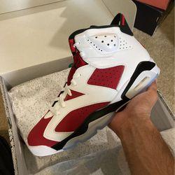 Air Jordan Retro 6 Carmine Size 11 for Sale in Riverside,  CA