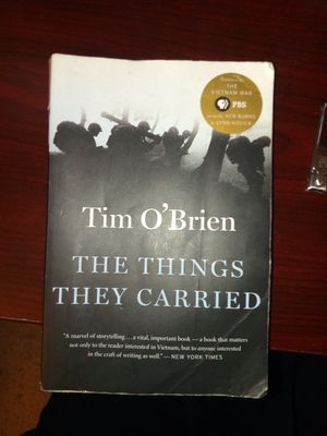 The things they carried , Tim o'brien for Sale in Herndon, VA