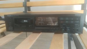 Onkyo tape player tuner made in Japan for Sale in Lake View Terrace, CA
