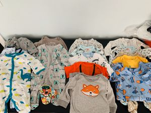 Baby clothes newborn to 3 months for Sale in Hollywood, FL