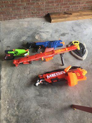 Nerf Gun lot for Sale in Garner, NC