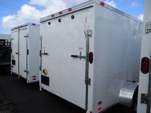 Enclosed Trailers 6 x 12 Tandem Axle for Sale in Miami, FL