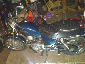 81 Yamaha 200 motorcycle for Sale in Wooster, OH