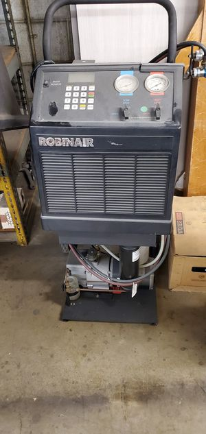 Robinair AC machine R134 for Sale in Alhambra, CA