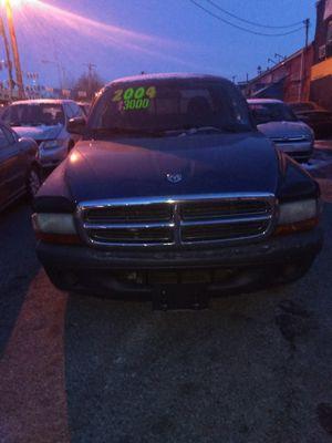 04 dodge Dakota 1000 down no credit check for Sale in Baltimore, MD