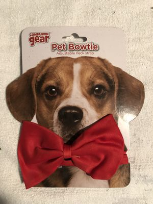 Pet Bowtie for Sale in Bay City, MI