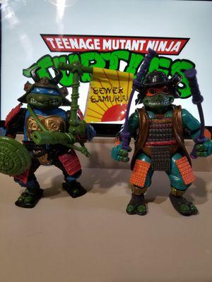 Tmnt Samurai figures for Sale in Harlingen, TX