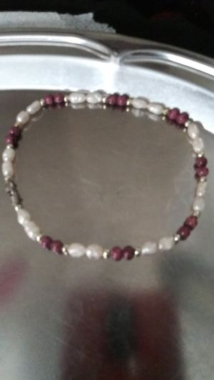 Freshwater Pearl anklet for Sale in Oxnard, CA
