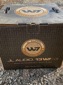 JL audio 13.5 W7 AE for Sale in Yakima,  WA