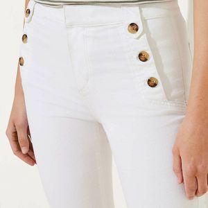 NWT-Loft High Waist Skinny Sailor Jean for Sale in Hilliard, OH