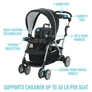 For sale room for two stroller for Sale in Atlanta, GA