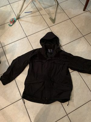 5.11 tactical large winter 3 in 1 parka jacket for Sale in Hialeah, FL