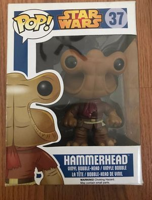 Funko Pop Star Wars Hammerhead #37 Action Figure *Vaulted* for Sale in North Huntingdon, PA