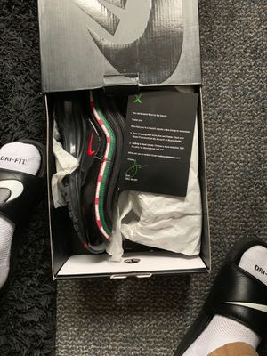 Nike Air Max 97 Undefeated for Sale in Peoria, IL