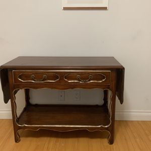 Gorgeous Vintage Bar Cart/ Buffet Table for Sale in Los Angeles, CA