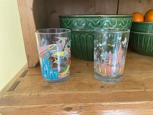 Glass Disney McDonald cups for Sale in Greer, SC