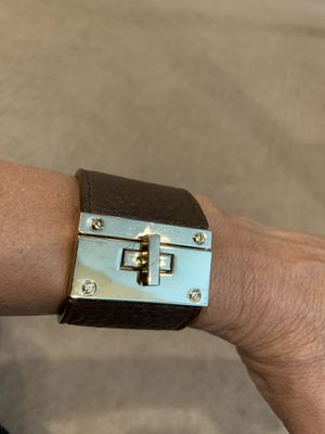 Leather cuff for Sale in Fountain Valley, CA
