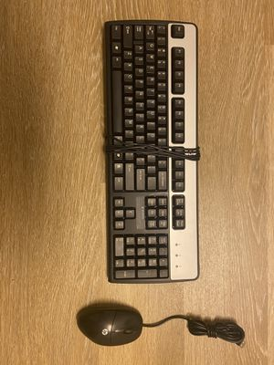 HP Keyboard & Mouse for Sale in Oakland, CA