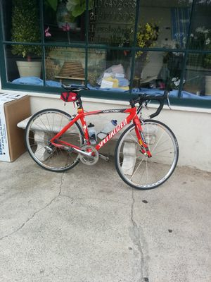 Road bike Specialized Tarmac Pro XS 49cm Dura Ace 7800 Shimano for Sale in Philadelphia, PA