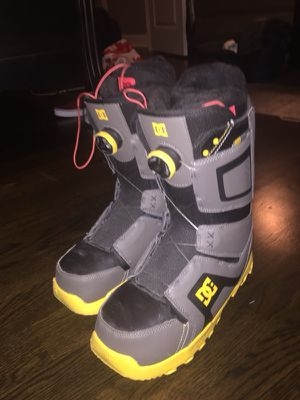 DC snowboarding boots for Sale in Chapel Hill, NC