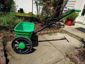 Lawn Seed and Fertilizer speeder for Sale in Gaithersburg, MD