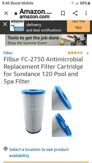 Pool filter for Sale in Hanford, CA
