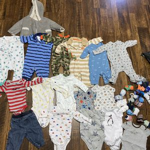 3 Month Boy Clothes Lot for Sale in Dallas, TX