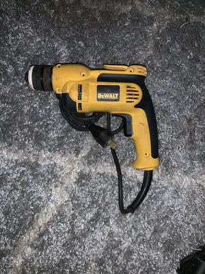 DeWalt drill (corded) for Sale in Aiken, SC
