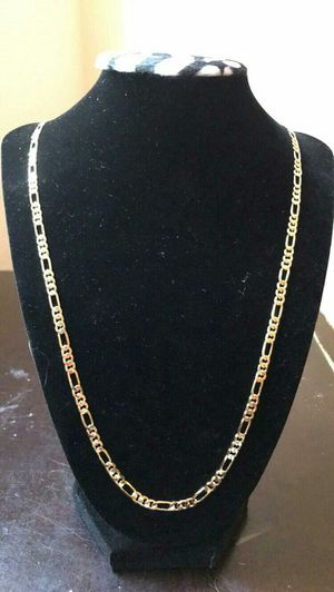 Gold Figaro Chain for Sale in Anaheim, CA