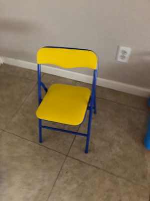 Child/kids chair for Sale in San Diego, CA