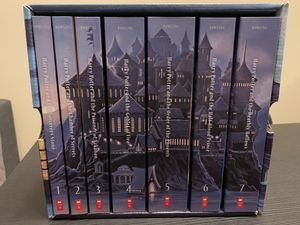 Harry Potter Books (Full paperback collection) for Sale in Houston, TX
