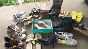 Lot of women's shoes for Sale in Arnold, MO